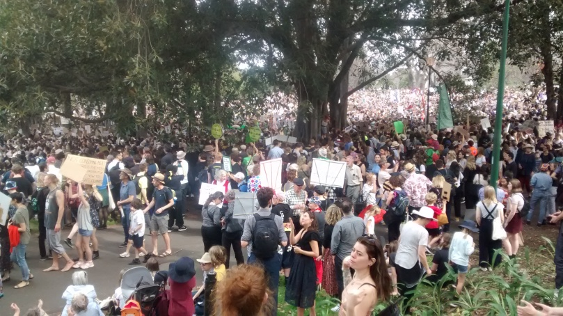 Melbourne Climate Strike September 2019